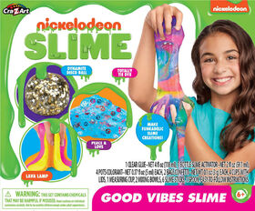 Nickelodeon Good Vibes Deluxe Slime Kit