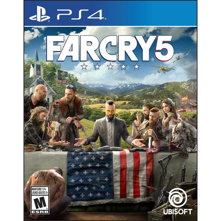 PlayStation 4 - Far Cry 5