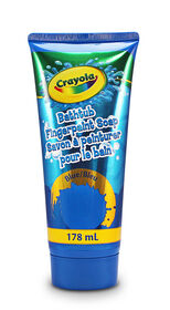 Crayola Bathtub Fingerpaint Soap 178ml - Blue