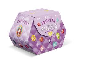 Crocodile Creek - Ballerina Double Fun 48 piece Jigsaw Puzzle in Purse Shaped Box