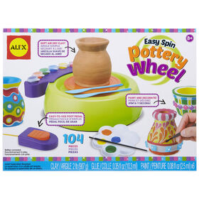 Art Easy Spin Pottery Wheel
