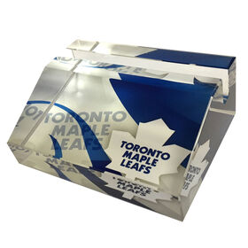 NHL Business Card Stand Toronto Maple Leafs