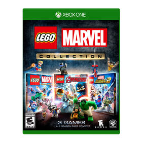 Xbox One The Lego Movie Collection