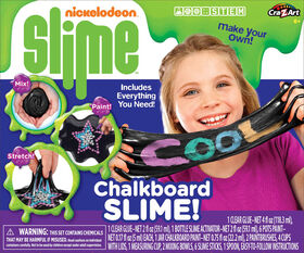 Cra-Z-Art - Nickelodeon: Chalkboard Slimy Fun Set
