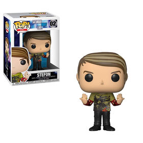 Funko Pop! Television: Saturday Night Live - Stefon Vinyl Figure