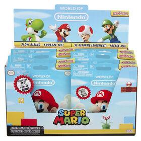 World of Nintendo Squishy Toys