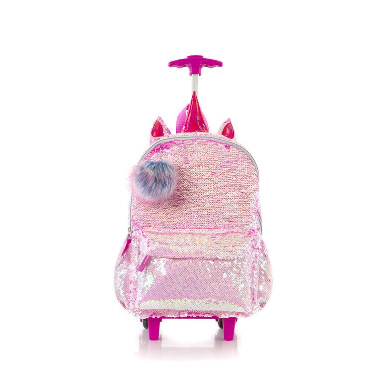 Heys Rolling Backpack - Unicorn | Toys R Us Canada