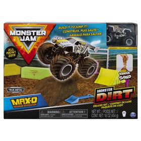 Monster Jam, Coffret de luxe Monster Dirt Max D