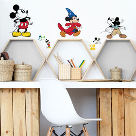 Mickey Mouse 90th Peel & Stick Wall Decals