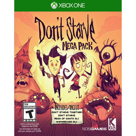 Xbox One - Don't Starve: Mega Pack