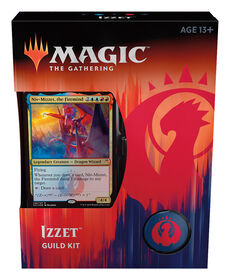 Magic the Gathering Guilds of Ravnica Guild Kit