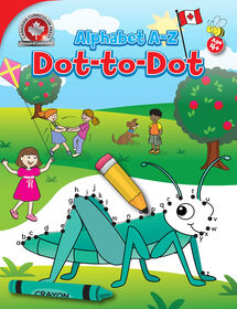 Dot-to-Dot Numbers 1-30 Workbook