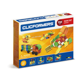 Magformers Clicformers Basic 110 Pieces Set