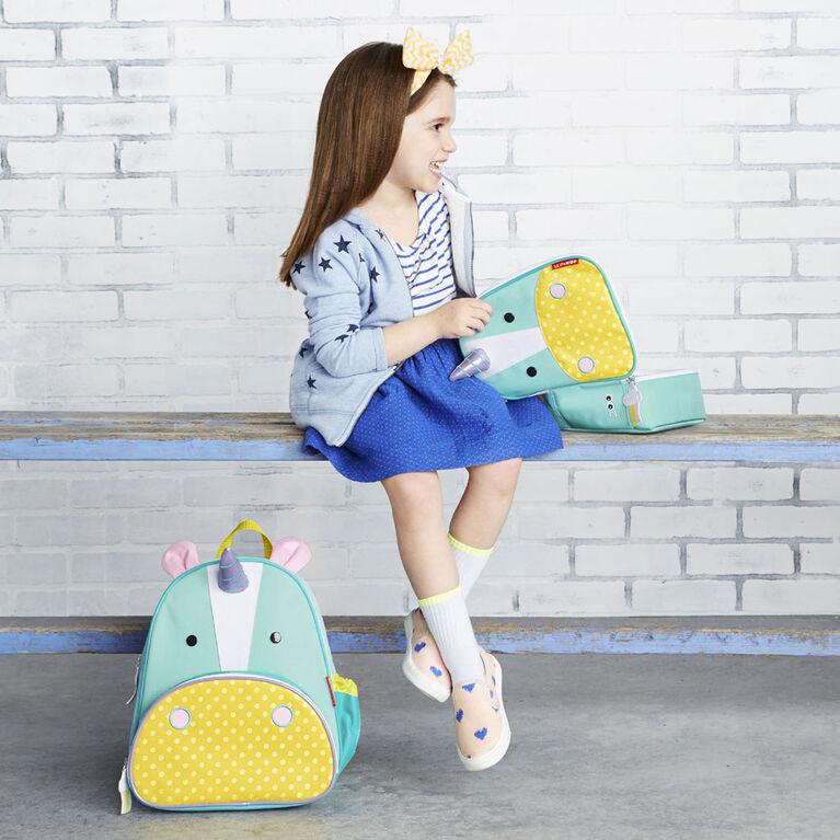 Skip Hop Little Kid Zoo Backpack - Eureka Unicorn