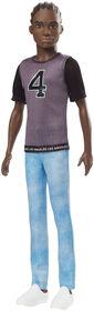 Barbie Ken Fashionistas Doll #130 - LA T-Shirt