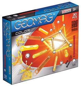 Geomag - Color 30 Piece Set