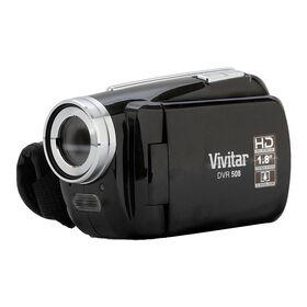 Vivitar 12 MP Digital Camcorder - Black