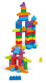 Mega Bloks Build 'N Create Block Set - 250 Pieces