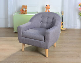 Little Linen Armchair