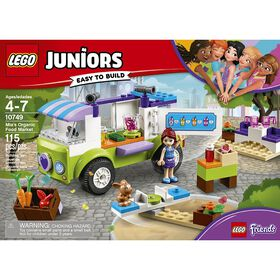 LEGO Juniors Le marché bio de Mia 10749.
