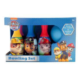 PAW Patrol Kids Bowling Set