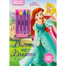 Disney Princess Dances and Dreams