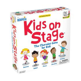 University Games - Kids on Stage Game