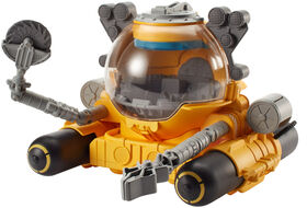Matchbox Jurassic World Vehicle Deep Dive Submarine Vehicle