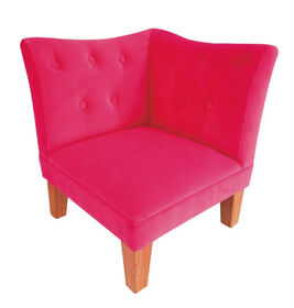 Kid's Corner Chair - Fuchsia