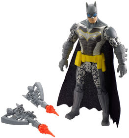 DC Comics Batman Missions Arctic Armor Batman Action Figure