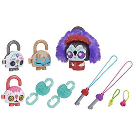 Lock Stars Deluxe Lock Figure with Accessories, Party Theme, Series 3
