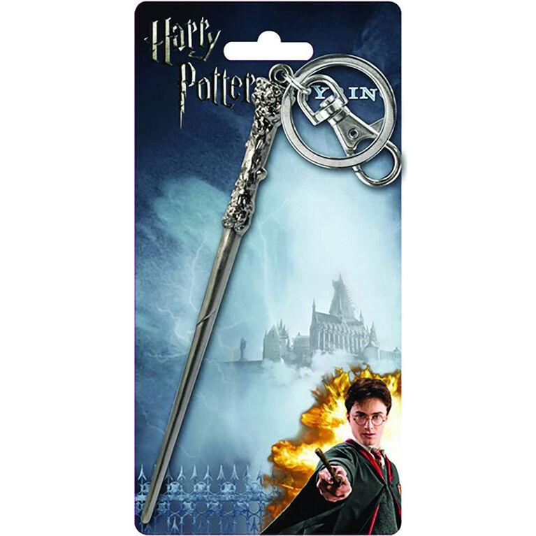 Harry Potter Harry'S Wand Pewter Keyring