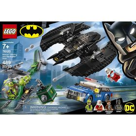 LEGO Super Heroes Batman Batwing and The Riddler Heist 76120