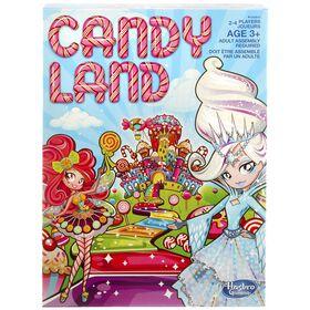 Jeu Candy Land