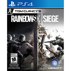 PlayStation 4 - Tom Clancy's Rainbow Six: Siege - Limited Edition (Day1)