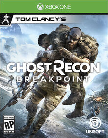 Tom Clancy's Ghost Recon Breakpoint - Xbox One - Pre-order Now! Estimated Ship date: October 4th, 2019