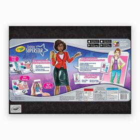 Crayola - Fashion Superstar Designer