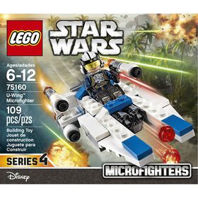 LEGO Star Wars   U-Wing Microfighter 75160