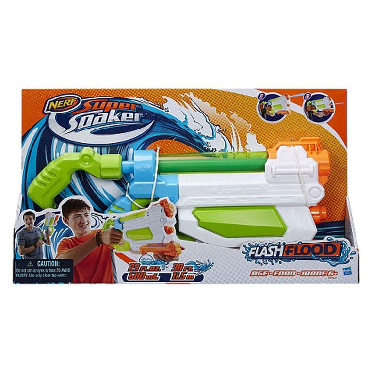 NERF Super Soaker FlashFlood Blaster