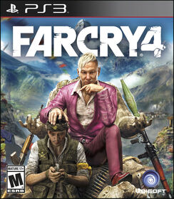 PlayStation 3 - Far Cry 4