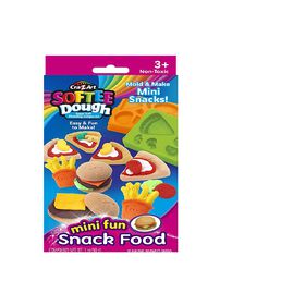 Cra-Z-Art - Softee Dough Mini Playset Snack