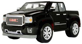 12 Volt GMC Sierra Ride On - Black