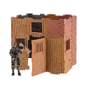 1 Figure Pack (1x1 Builder Set) (Black Knight) S1