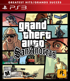 PlayStation 3 - Grand Theft Auto: San Andreas