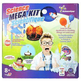 Science4you - Science Mega Kit
