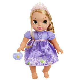 Disney Princess Deluxe Rapnzuel Baby Doll with Pacifier
