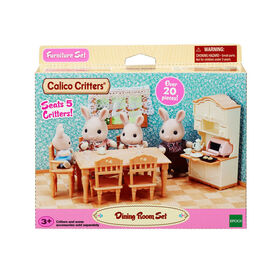 Calico Critters - Dining Room Set