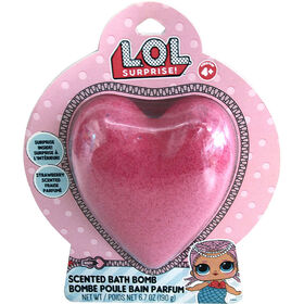 L.O.L Surprise! Single Pack Bath Bomb (Assorted: Pink & Blue)