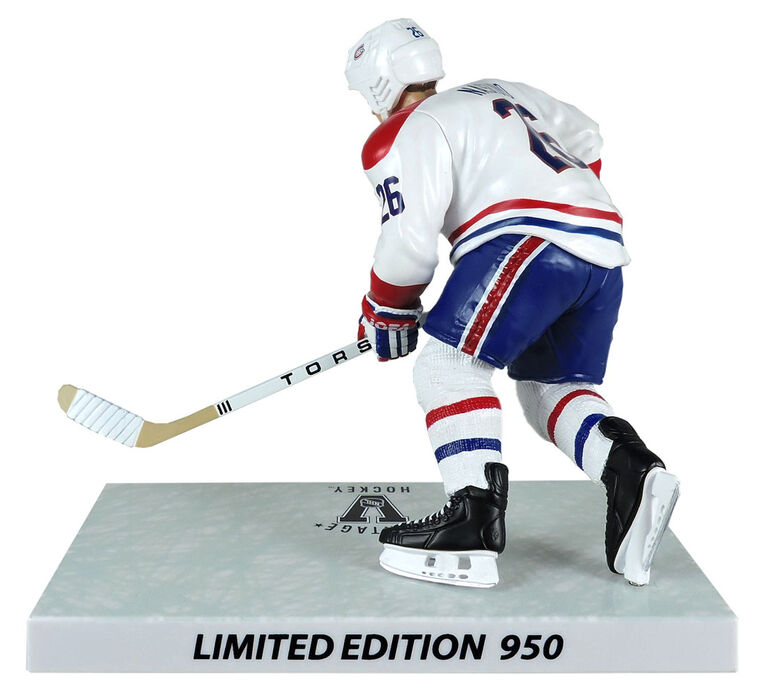 Mats Naslund Montreal Canadiens NHL Legend 6? Figure