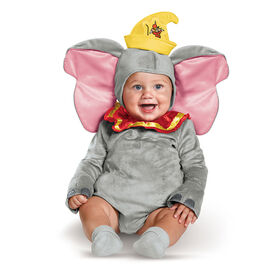Disney Dumbo Infant Costume - 12-18M